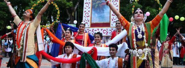 বাংলাদেশ-ভারত নাট্যেৎসবের উদ্বোধনী অনুষ্ঠান